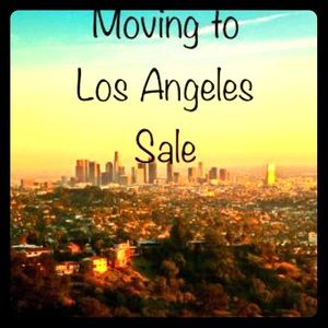 Other - Moving from Miami to Los Angeles.
